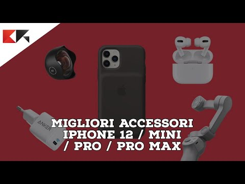 I migliori accessori per iPhone 12 / min …