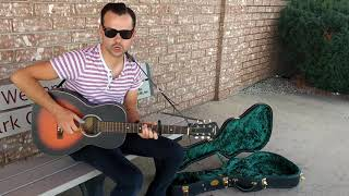 Cody J. Martin previews his album release show 8/24/19 @ The Auricle, Canton, OH