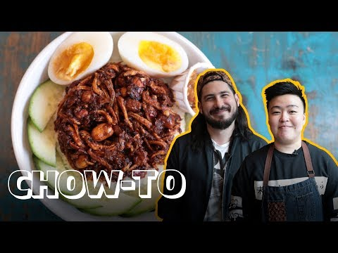 Anchovies for Breakfast? Try Malaysia's National Dish, Nasi Lemak | CHOW-TO