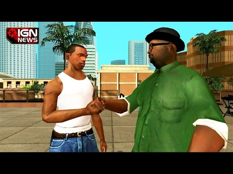 Grand Theft Auto San Andreas Re-released on Xbox 360 - IGN News - default