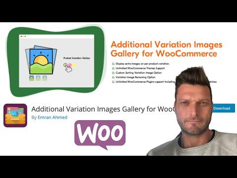 ✅  Galería de Imágenes (SLIDER) en cada Variación | PRODUCTO VARIABLE | WOOCOMMERCE