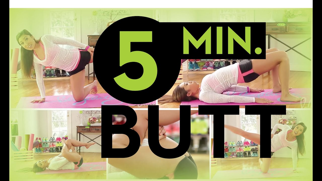 5 Minute Beautiful Booty