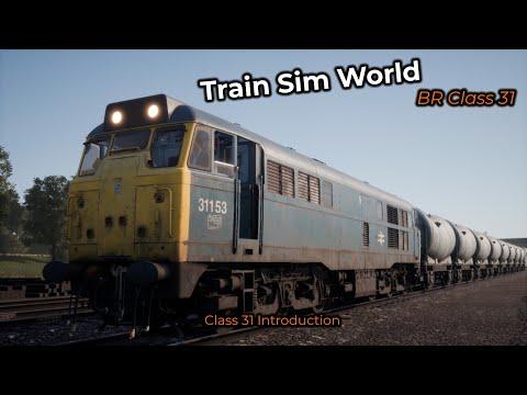 Train Sim World: BR Class 31 - Introduction