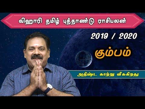 கும்பம் - Vikari Tamil New Year RasiPalan | DR Panchanathan