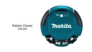Robottolmuimeja Makita DRC200Z - ilma aku ja laadijata