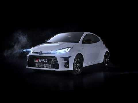 Toyota GR Yaris Reveal
