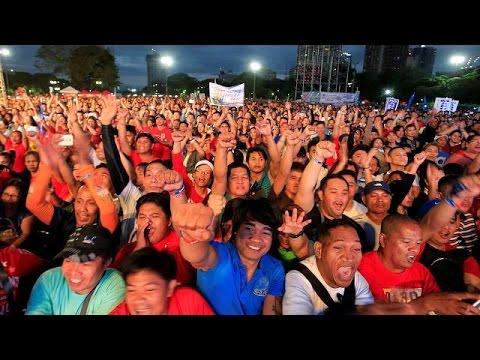 Les Philippins se soulèvent contre le président Duterte