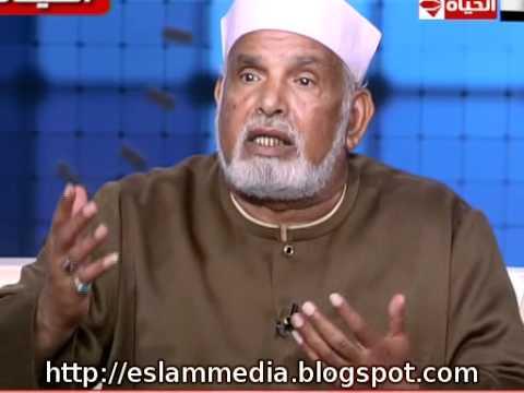 زكريا عزمي هدد الشعراوي بعد وضع يده علي مبارك