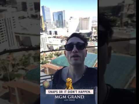 3LAU Snapchat Takeover