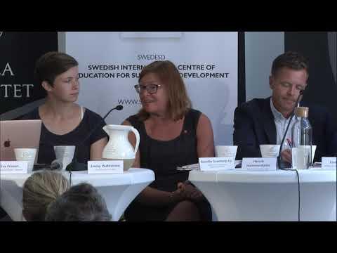 Transformativt lärande för Agenda 2030 - ny pilotskola på Gotland
