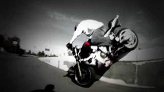 SFZ MOTORCYCLE STUNTS