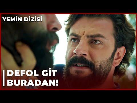 Emir, Reşit'in Boğazına Çöktü! - Yemin 262. Bölüm