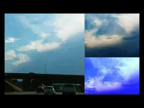 Mystery Triangle Appears In The Sky Over Kansas City, Missouri