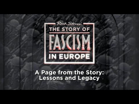 The Story of Fascism: Lessons and Legacy