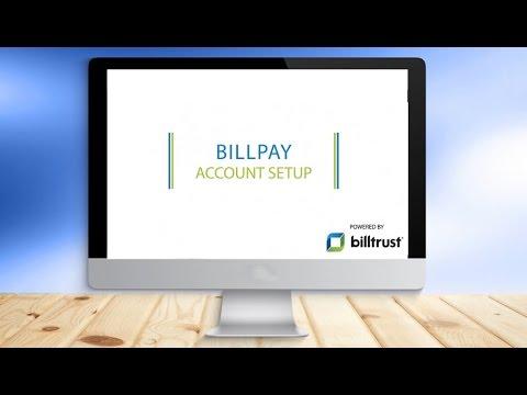 BillPay Account Set up