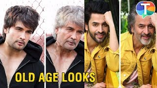 Old age looks of your favourite TV celebs | Vivian Dsena, Tina Dutta, Shaheer Sheikh and others