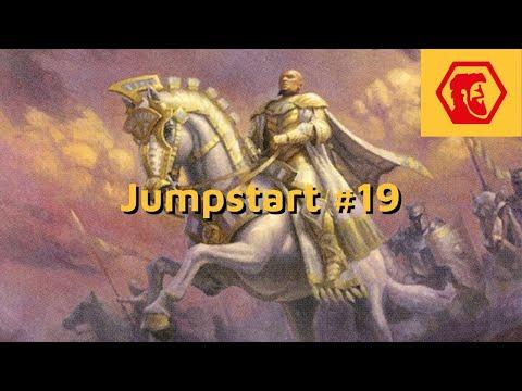 MTGA Jumpstart #19 - Basri Acima das Nuvens