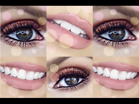 NEW YEARS EVE MAKE UP/ SPECIAL OCCASION MAKE UP TUTORIAL | RACHAEL BROOK