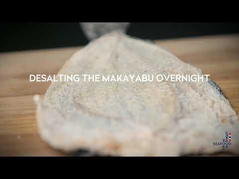 The original Norwegian Makayabu