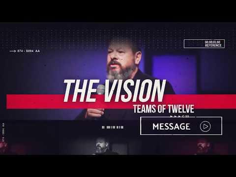 May 26th - Destiny YUMA - The Vision: Teams of Twelve