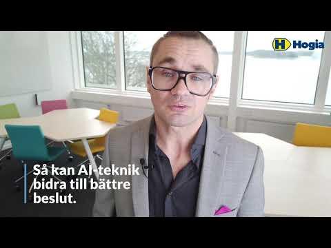 Daniel Nilsson om hur AI teknik skapar smartare ekonomisystem