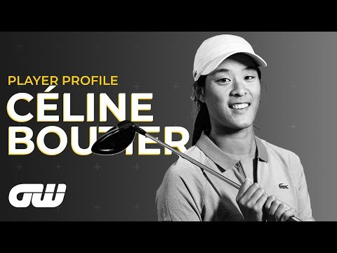 Céline Boutier on Overcoming Crippling Anxiety to Win on Tour | Player Profile | Golfing World