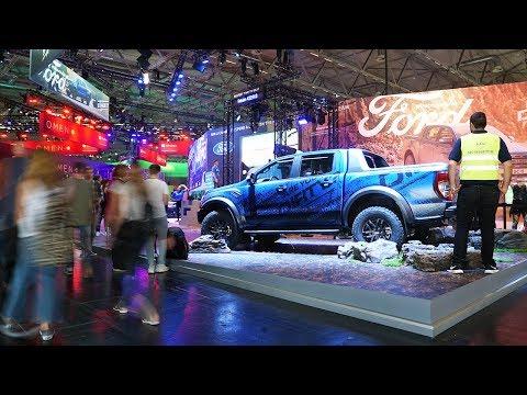 Ford at Gamescom 2018