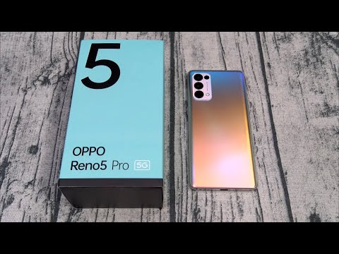 """Oppo Reno5 Pro 5G """"Real Review"""""""