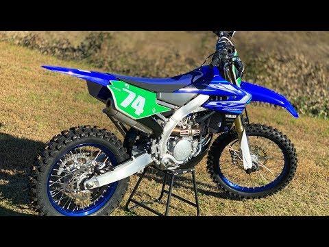 First Ride 2020 Yamaha YZ250FX - Motocross Action Magazine