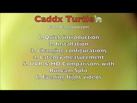 Caddx Turtle (Turtlet) - Alternative to Runcam Split? - UCWgbhB7NaamgkTRSqmN3cnw