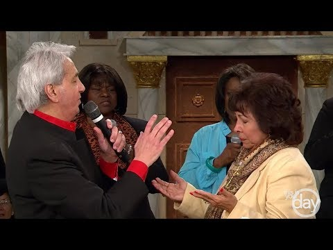 Our God is a Healing God, Part 4 - A special sermon from Benny Hinn