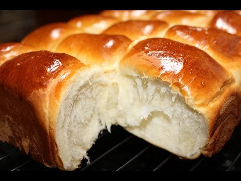 How to make Bakery Style Super Soft Chewy Dinner Rolls | 微波面包 - UC_AHBPa4BFDbi13foKH3W0A