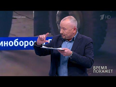 Санкции за ракеты. Время покажет. Выпуск от 15.07.2019