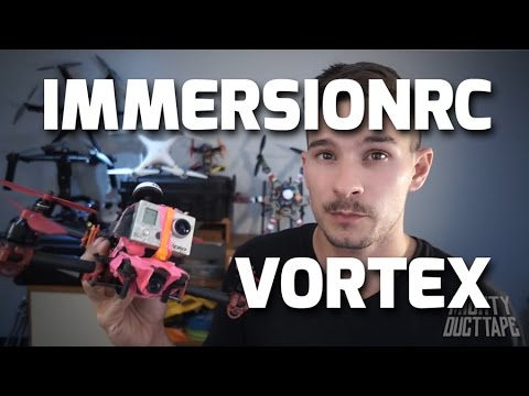 ImmersionRC Vortex Review and Making it more fpv race durable! - Mighty Ducttape FPV - UCGlsyemsPiuHMG1eCWb3CGQ