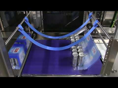 Shrink Wrap Machine for Printed Film Multipacks