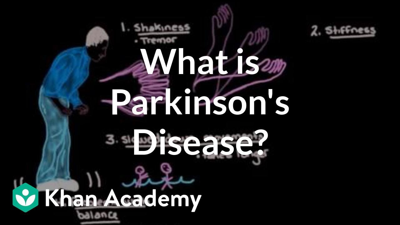 What is Parkinson's disease? | Nervous system diseases | NCLEX-RN | Khan Academy