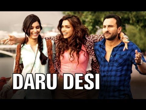 Daru Desi (Full Video Song) | Cocktail | Saif Ali Khan, Deepika Padukone & Diana Penty - UCX52tYZiEh_mHoFja3Veciw