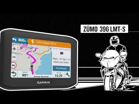 Garmin zumo® 396 Motorrad-Navigationsgerät