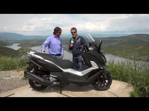 Motosx1000: Presentación SYM Cruisym 300i