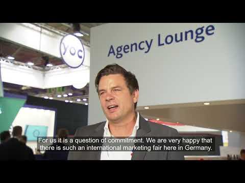 Ausstellerstimmen zur Agency Lounge I DMEXCO18