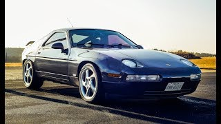 370 WHP Supercharged Porsche 928S – One Take
