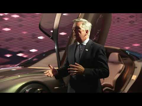 Bentley EXP 100 GT Concept car reveal Livestream | Bentley