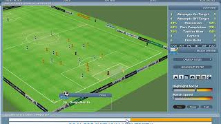 Обзор Championship Manager 2007 vs. Football Manager 2007