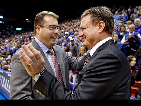 KU  head coach Bill Self on playing Stanford and the return of Jerod Haase