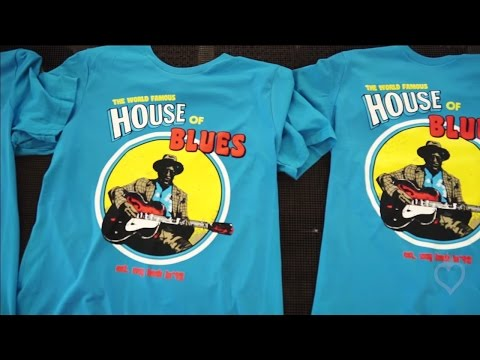 Get Your Swag On at House of Blues Gear Shop