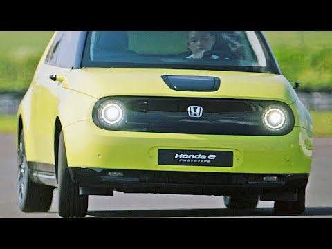 Honda E (2020) Features, Design, Driving