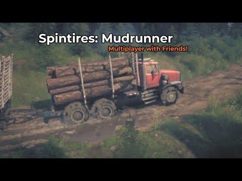 Spintires: Mudrunner (Livestream 23/11/2018)