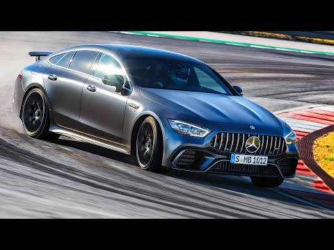AMG GT 4-Door (2019) Ready to fight Porsche Panamera