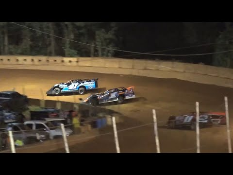 Limited Late Model at Winder Barrow Speedway September 25th 2021 - dirt track racing video image