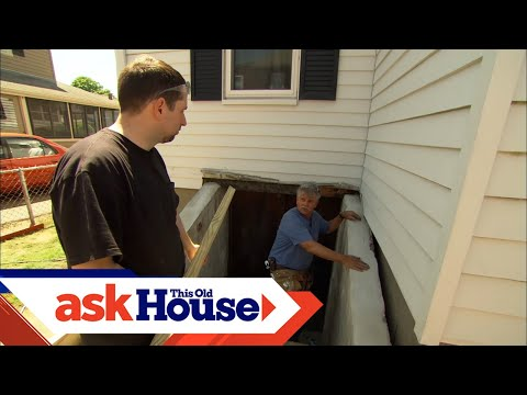 How to Replace Basement Bulkhead Doors | Ask This Old House - UCUtWNBWbFL9We-cdXkiAuJA